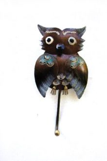 Single Owl Hook