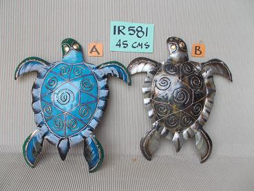 Wall Turtles